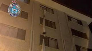 hotel quarantine perth bedsheet