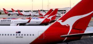 Qantas workers