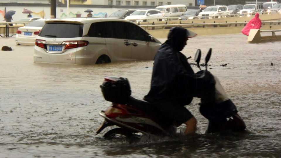 china floods henan