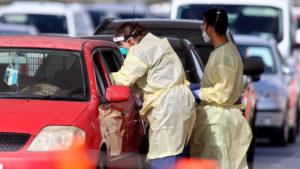Coronavirus testing in SA
