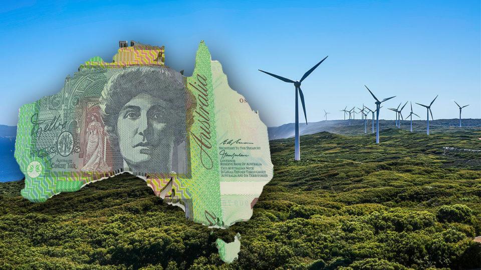 Greenwashing super funds