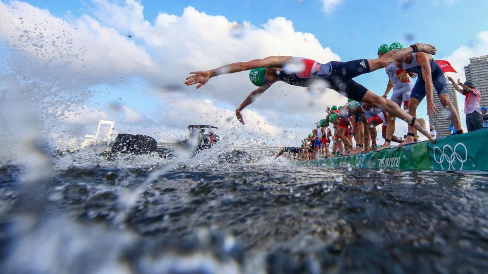 tokyo olympics triathlon