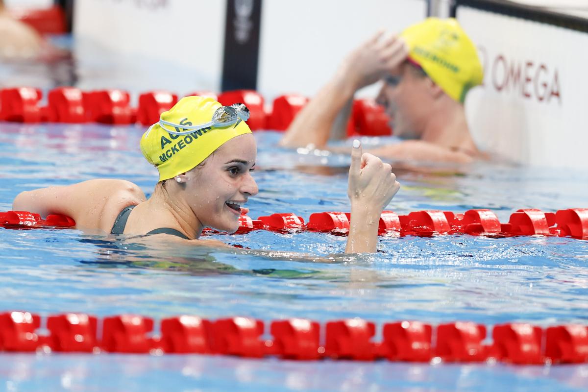 Kaylee McKeown Tokyo Olympics