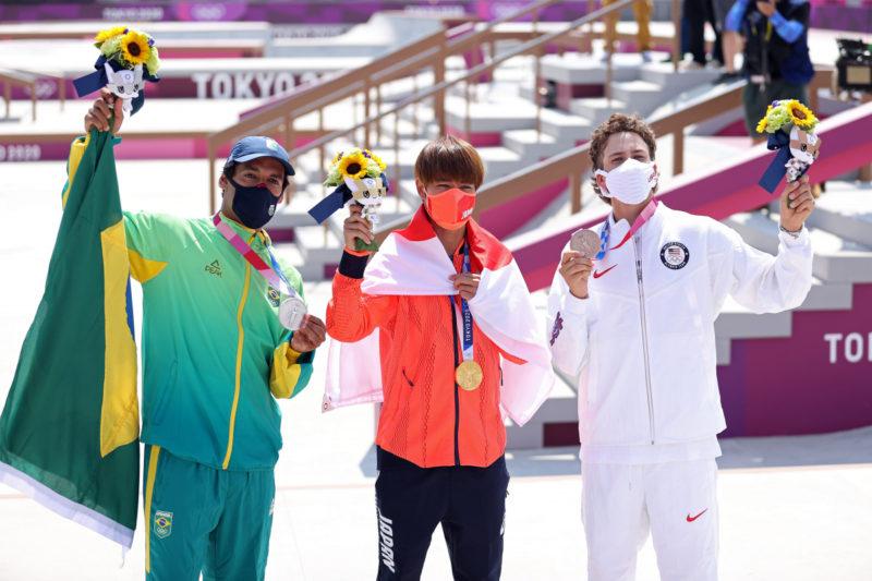 Yuto Horigome Tokyo Olympics