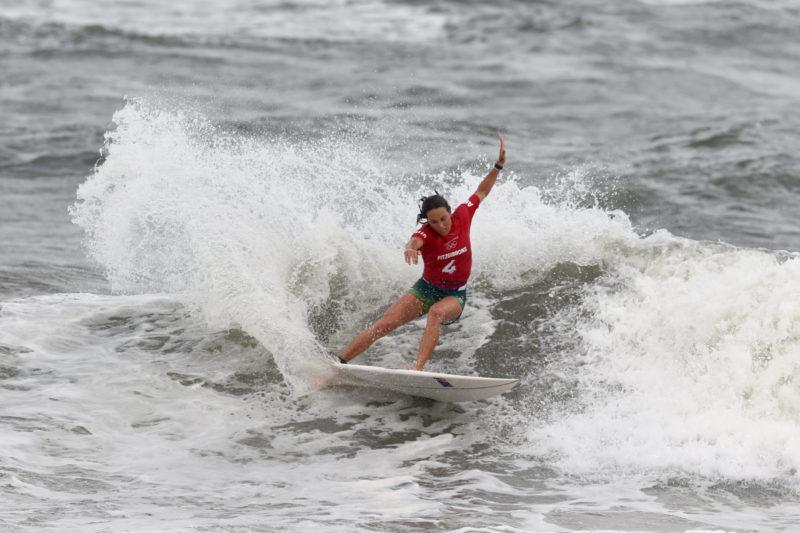 Sally Fitzgibbons Tokyo Olympics