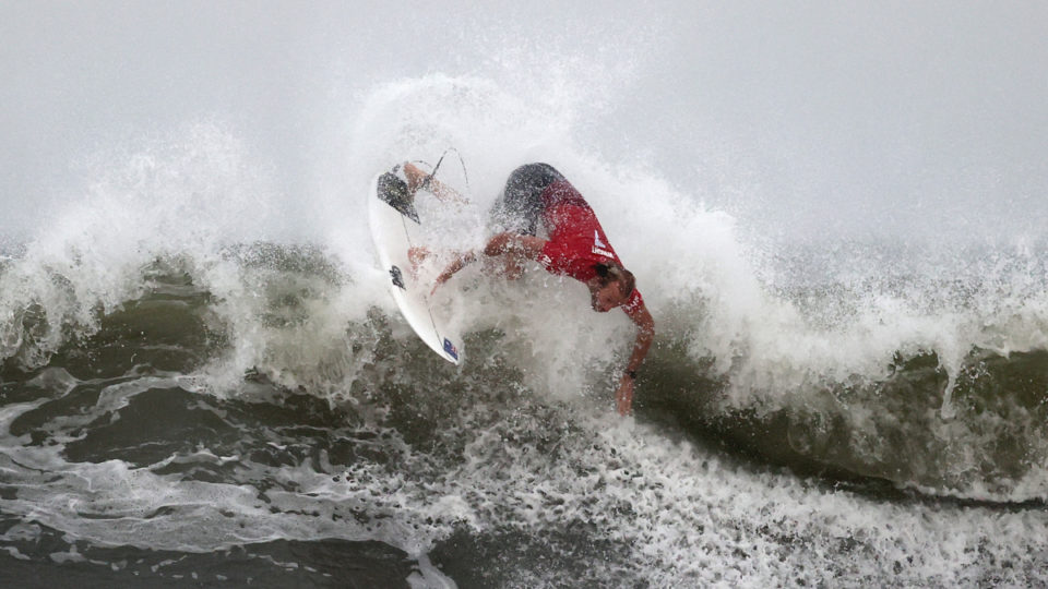 surfing olympics storm
