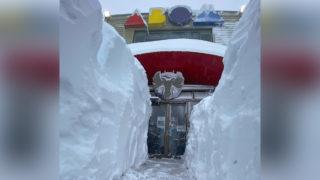 victoria weather snow
