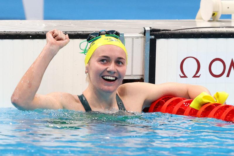 Tokyo Olympics swimmer Ariarne Titmus