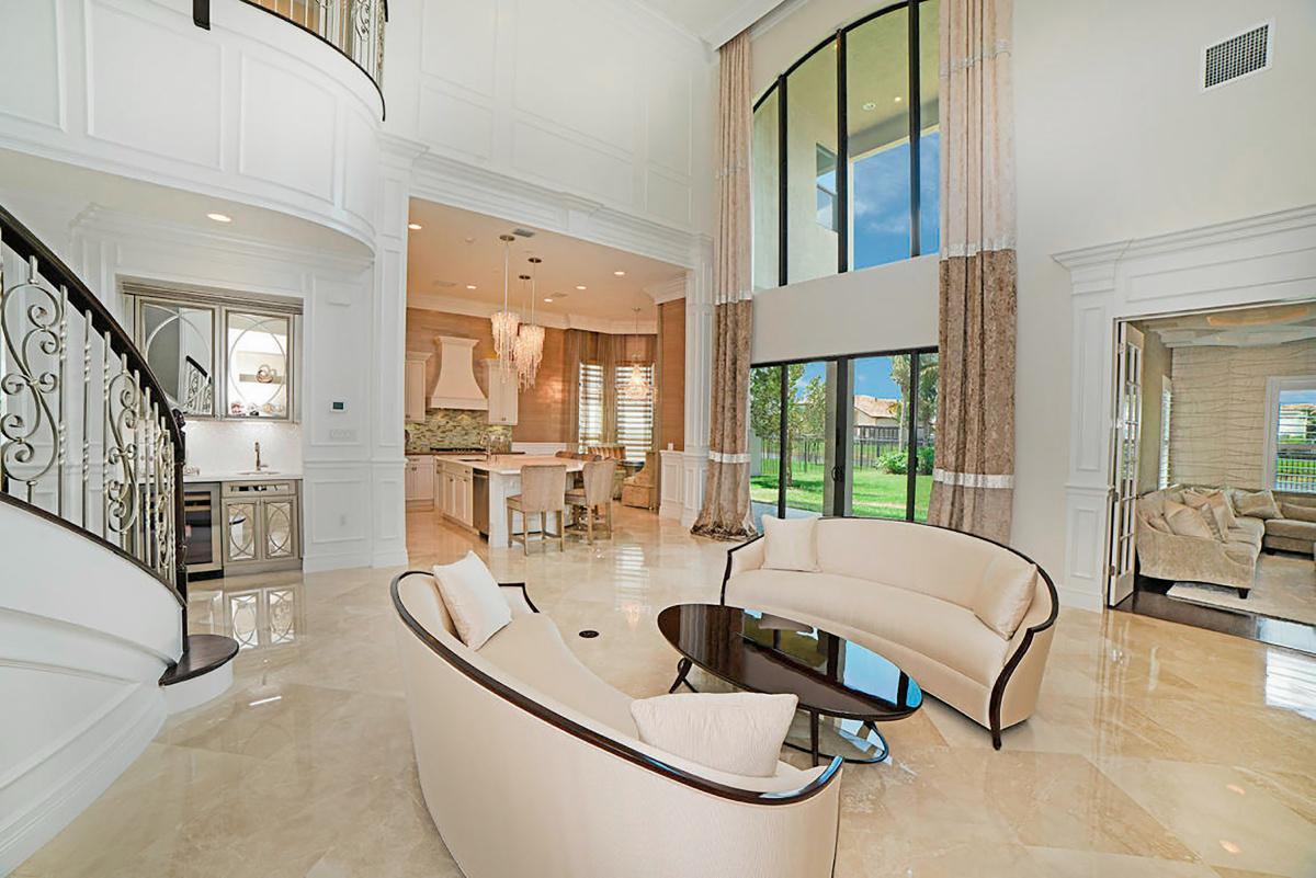 real estate interior luxury