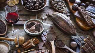 flavonoids rich foods