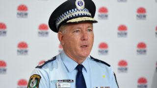 Sydney lockdown mick fuller july 29