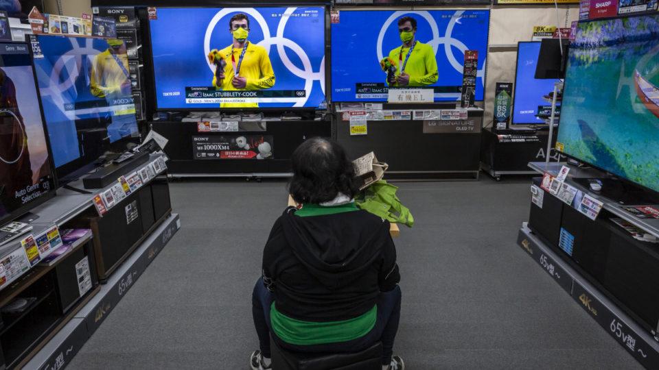 tokyo olympics tv