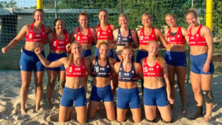 Norway's handball team