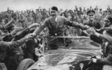 Adolf Hitler becomes president of Germany