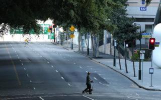 Lockdowns compare cities Australia