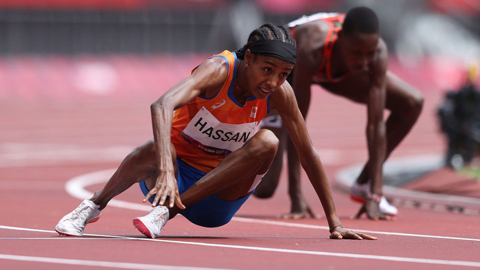 Sifan Hassan made an incredible recovery during her heat.