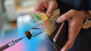 Payments incentives for fully vaccinated Australians