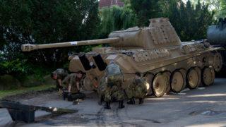 germany man tank home