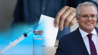 Scott Morrison vaccination 80 per cent plan