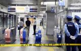 Japan train stabbing