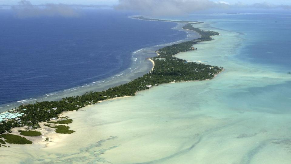 Australia Climate Change Pacific