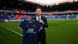 Lionel Messi has joined PSG.