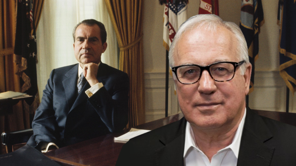 Richard Nixon alan kohler white house