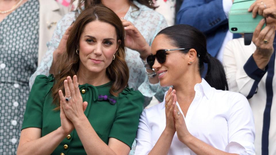 Meghan Markle Kate Middleton Netflix