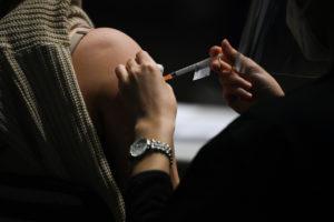 Canberra reaches vaccine milestone