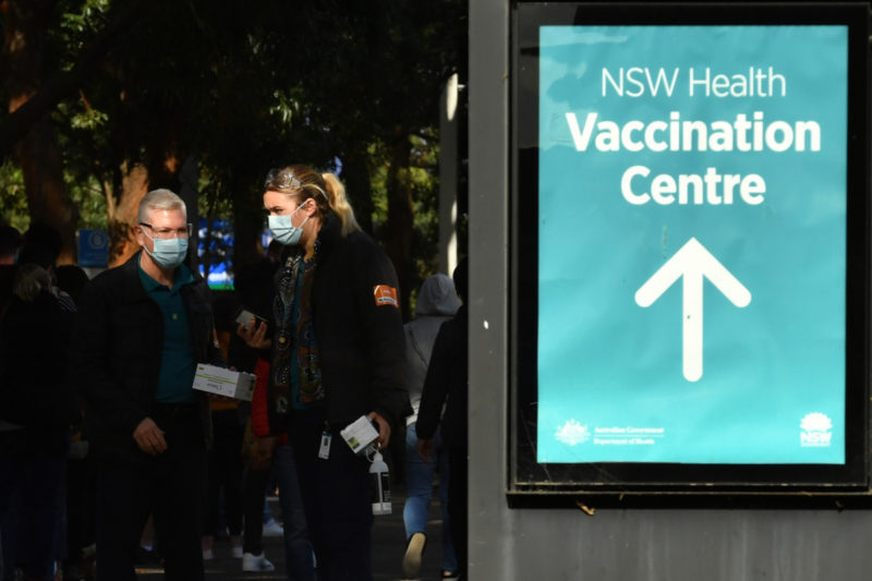Covid vaccine young adults