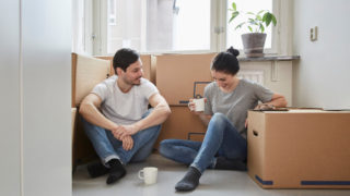 property market buying a house