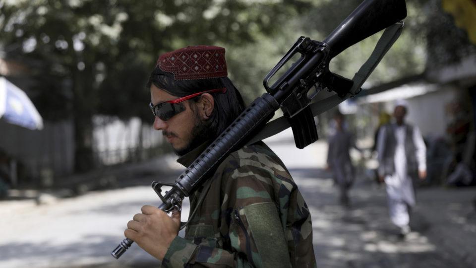 taliban afghanistan august 22