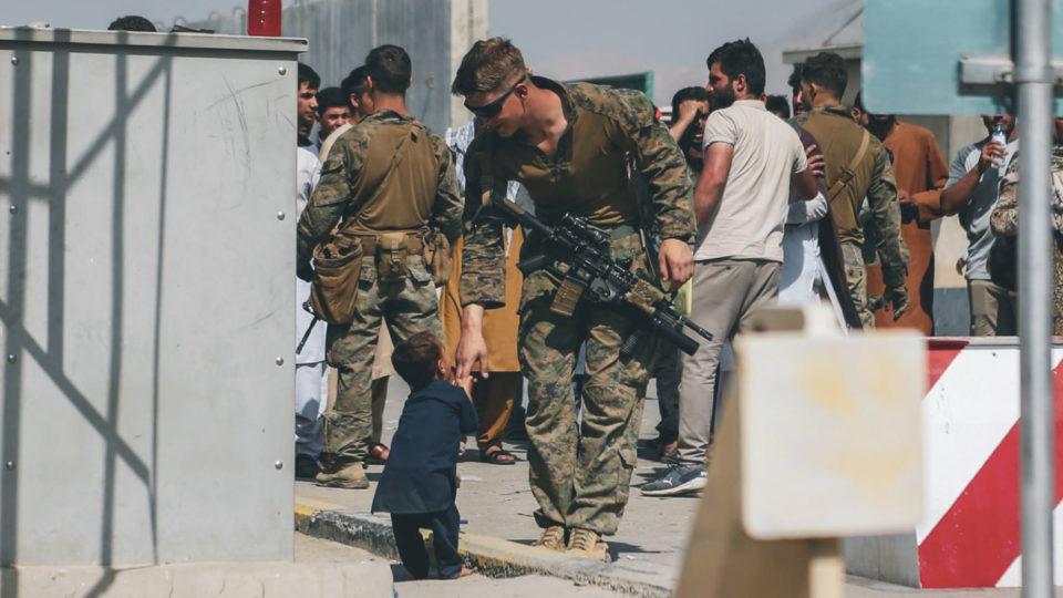 kabul airport afghanistan