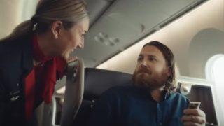 Qantas Covid-19 ad