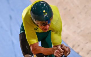 Hicks will ride for the chance at a gold medal.