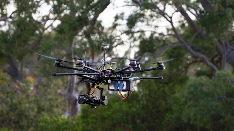 drones qut