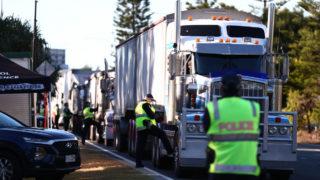 truck driver vaccine