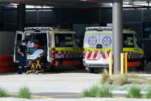 sydney hospital covid