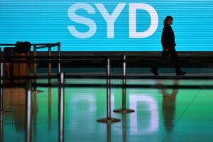 stranded australians