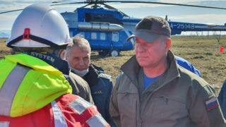 Zinichev die accident