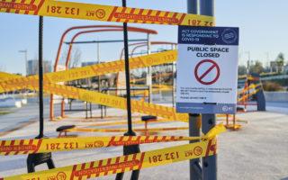 canberra lockdown