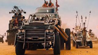 Mad Max Fury Road cars