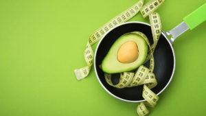 Avocado belly fat