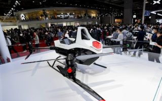 flying car china