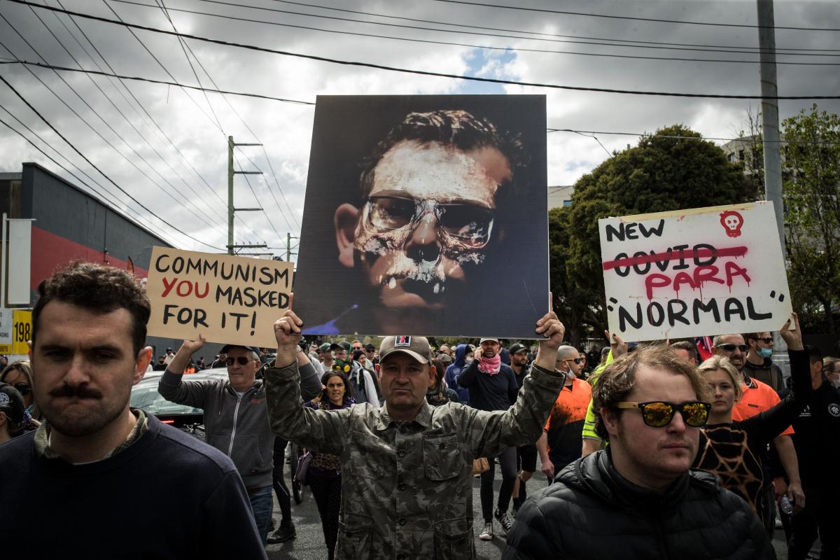 lockdown protests