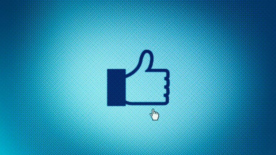 facebook advertising thumbs up