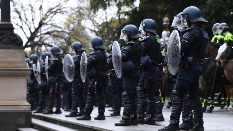 Melbourne protest