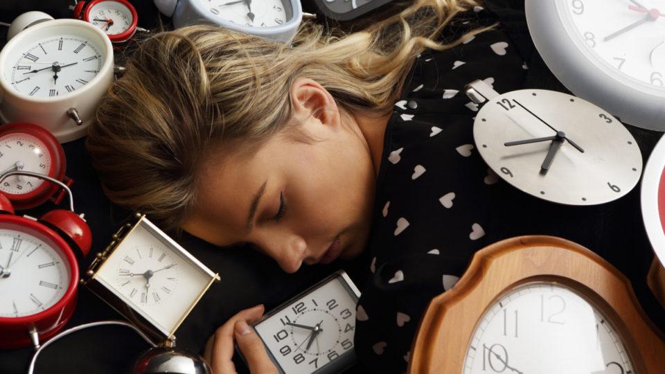 daylight saving sleep