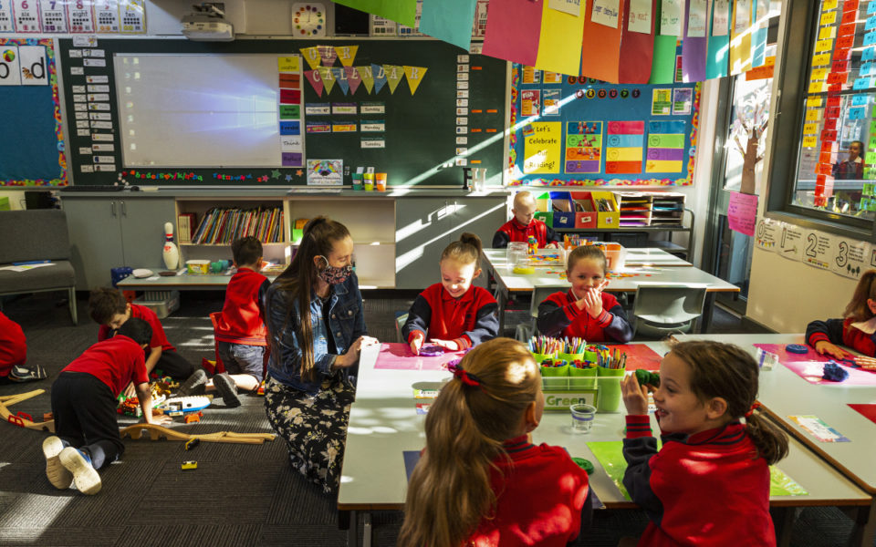 Vic teachers, childcare workers told to get vaccinated - The New Daily
