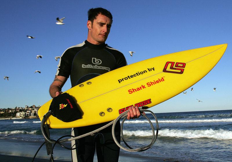 shark deterrent australia